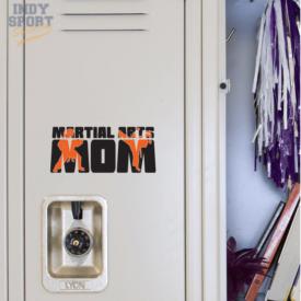 Multiple Color Martial Arts Vinyl Decal Stickers